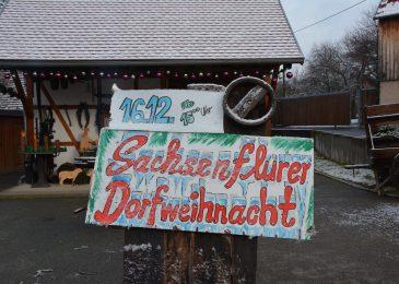 Sachsenflurer Dorfweihnacht